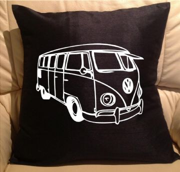 Volkswagen van pillow, sofa cushions
